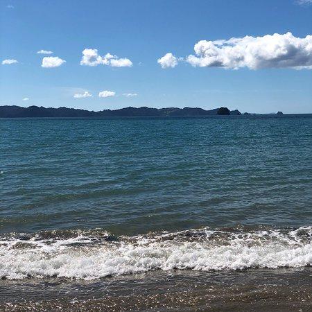 库克海滩照片