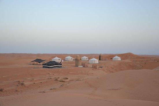 Bidiyah, Oman: Al Sarmadi Desert Night Camp مخيم ليل السرمدي الصحراوي