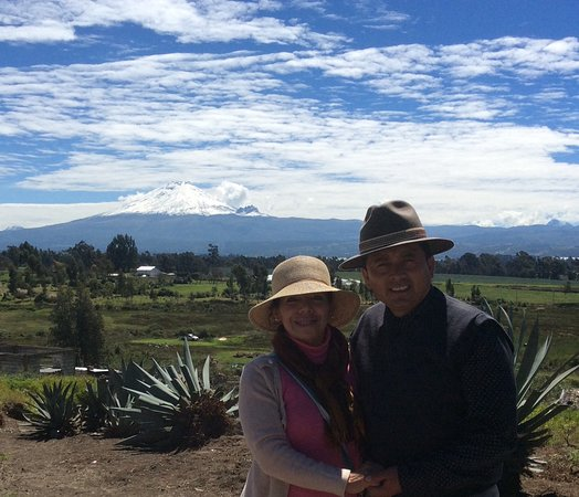 Sweet & Coffee: Volcán Cotopaxi