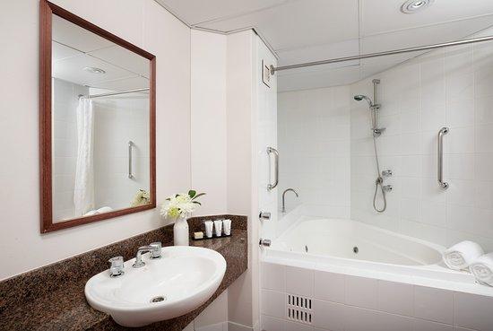 Bass Hill, Australia: Bathroom