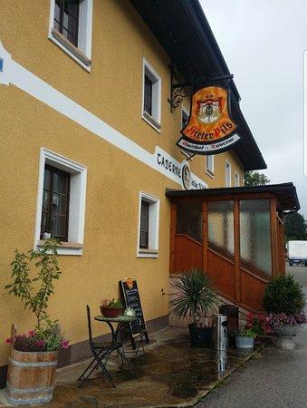 Micheldorf, Áustria: Taverne in der Schon