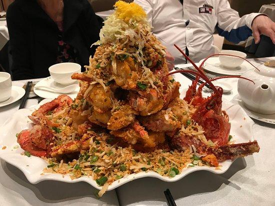 Yu Seafood Restaurant Lobster Hill Best Dish