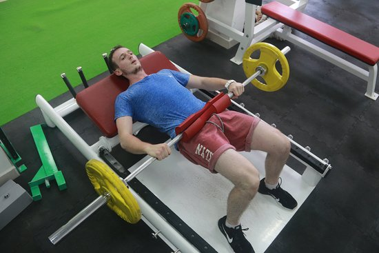 20a470a2d21ec Body Shape - Gym Thao Dien  you can find all the equipment for Strength  training