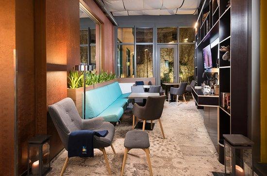Bo18 Hotel Superior: Lobby