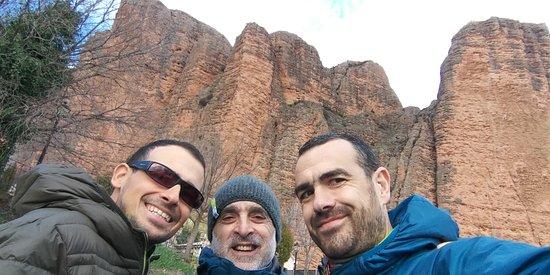 Riglos, Spain: גן עדן למטפיס הרים רמת קושי 7-8פלוס