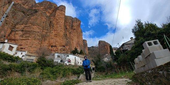 Riglos, Spain: ריגלוס
