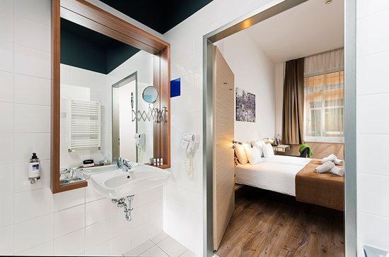 Bo18 Hotel Superior: Standard double/twin room
