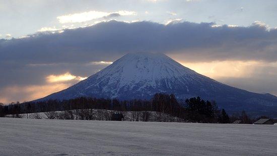 Mt. Yotei: Mt Yotei