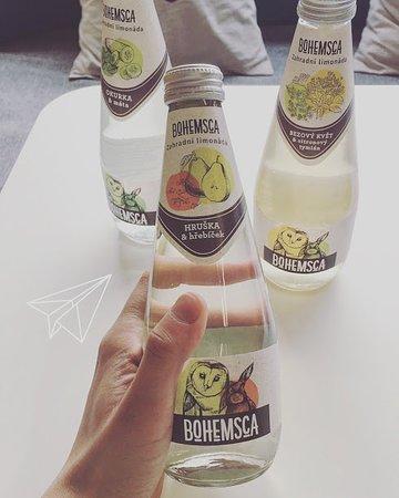 Uherske Hradiste, República Checa: Garden lemonades BOHEMSCA <3