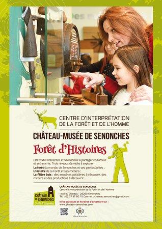 """Château-Musée de Senonches """"Forêt d'Histoires..."""""""