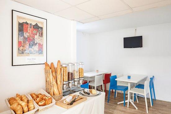 Hotel Kyriad Port Nice