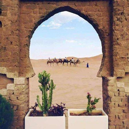 Casablanca, Morocco: Agence de voyage au Maroc