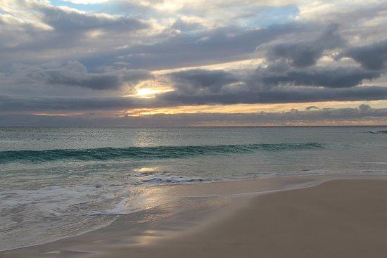 Murdeira, Cape Verde: coucher de soleil