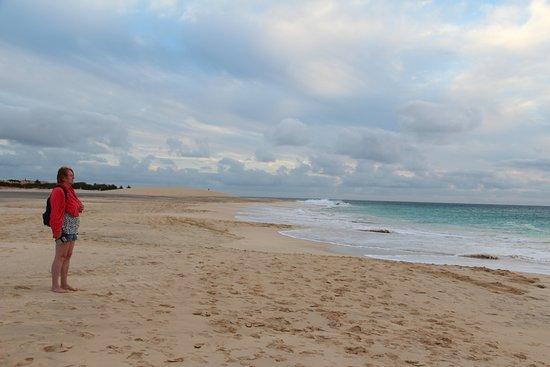 Murdeira, Cape Verde: plage