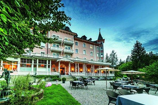ロマンティック ホテル シュウェイザーホフ