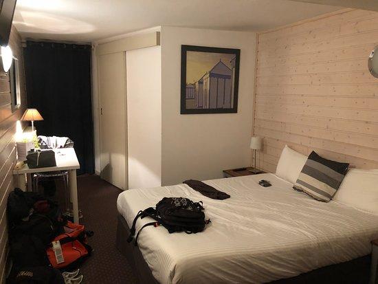 Hotel des Alpes: 738