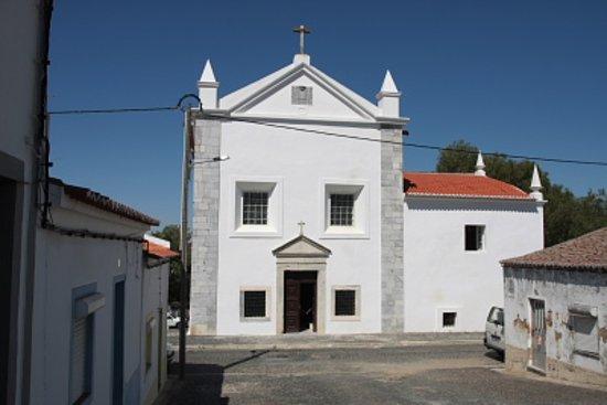 Beja, Portugal: Igreja de Nossa Senhora do Pé da Cruz
