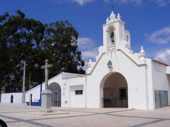 Beja, Portugal: Igreja paroquial de Santa Clara do Louredo
