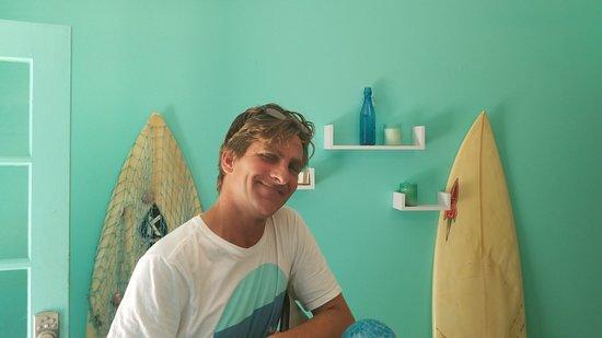 South Beach Inn-Cocoa Beach: GM-Sammy Miami