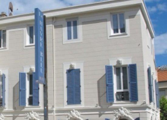 Hôtel Le Havre Bleu: bel palazzo storico