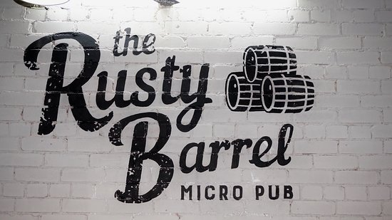 The Rusty Barrel Micro Pub