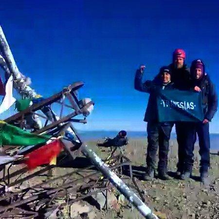 Ascenso al Pico de Orizaba