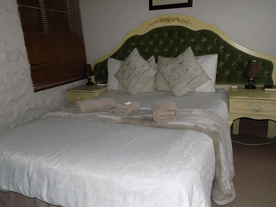 Sutherland, Южная Африка: Doublebed in self-catering room