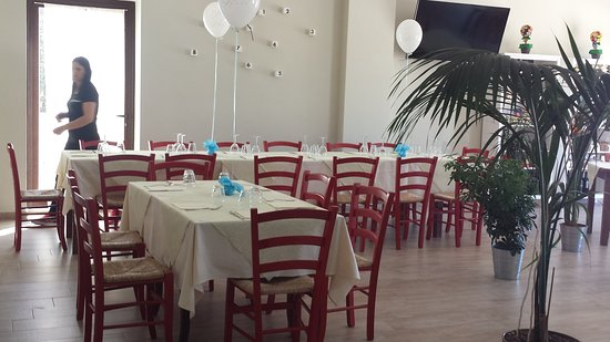 Prossedi, Italien: festa di compleanno
