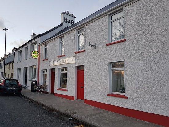 Malin, أيرلندا: Barfront