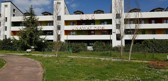 UNAWAY Hotel Fabro : 20180408_111330_large.jpg