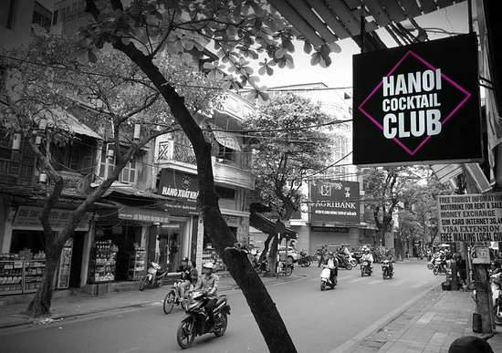 ‪Hanoi Cocktail Club‬