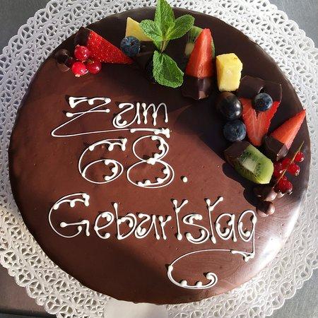 Molini di Tures, Italy: Sacher Torte