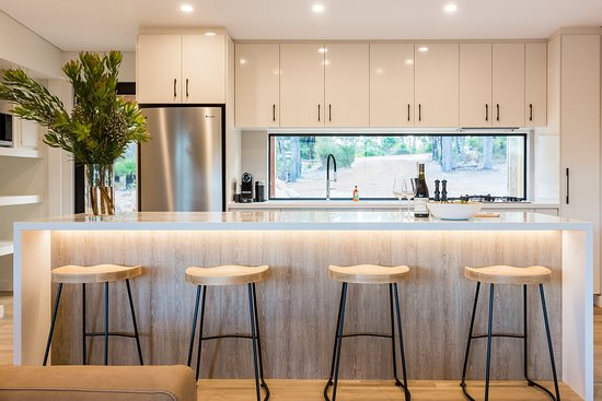 Margaret River Region, Australia: Villa Kitchen