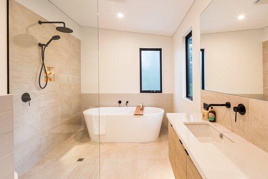Margaret River Region, Αυστραλία: Villa Master Bathroom 2