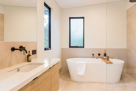 Margaret River Region, Αυστραλία: Villa Master Bathroom 1