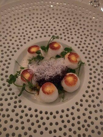 Apicius: Entree : Blanc manger