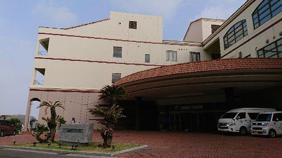 Aoshima Cinqmale: 青島温泉青島サンクマール