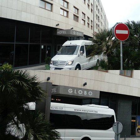 Hotel Globo: Balkan Tour , Split Croatia