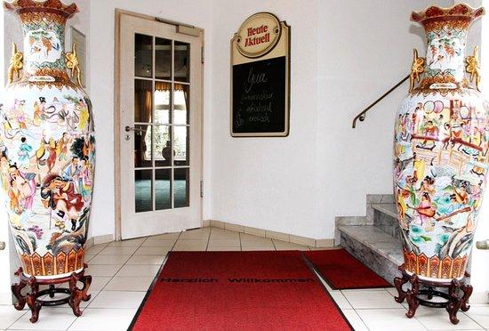 Sprockhoevel, Tyskland: Eingangsbereich