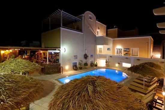 Sellada Apartments Hotel: Panoramic View