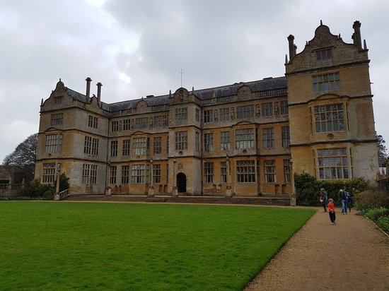 Montacute, UK: 20180407_151633_large.jpg