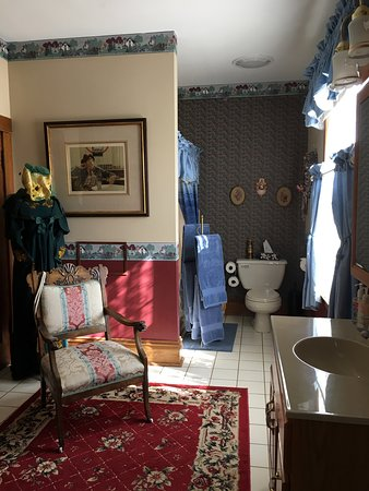 Glen Dale, Virginia Barat: Blake room Bath