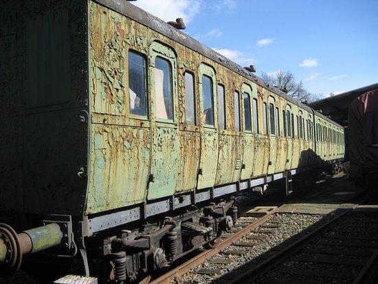 Eisenbahnmuseum Lokschuppen