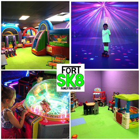 Fort SK8 Family Fun Center