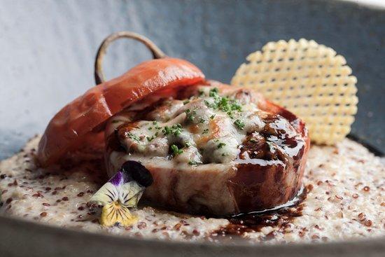 e7a747d76 Fabulous Cordon Bleu cuisine - Review of Wallqa Restaurant