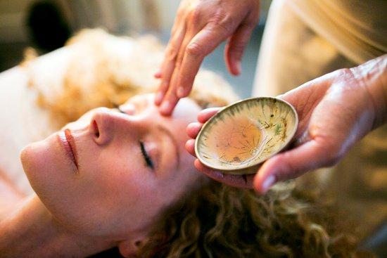 Going ga-ga Pregnancy Massage