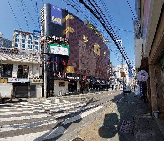 hotel cho won 35 4 4 prices reviews busan south korea rh tripadvisor com