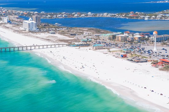 Voted the #1 Beach in Florida...Pensacola Beach is truly spectacular!