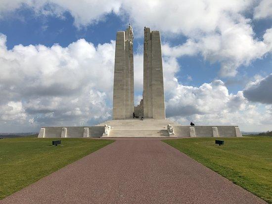 West-Vlaanderen, België: Canadian WWI Monument