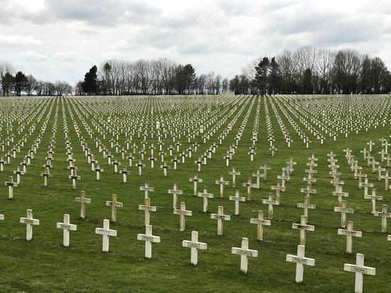 West-Vlaanderen, België: American cemetary